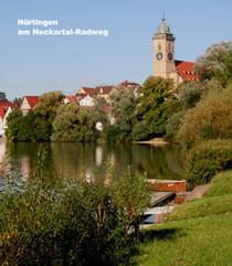 Nürtingen am Neckartalradweg