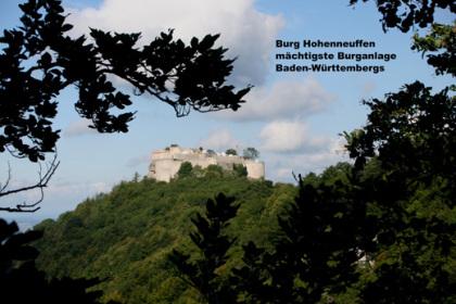Burg Hohenneuffen: