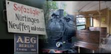 """Historische Dampfeisenbahn """"Sofazügle"""""""
