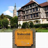 Bad Urach, Residenzschloss